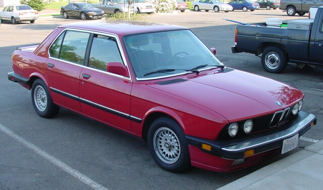 For Sale 1988 Bmw 535is
